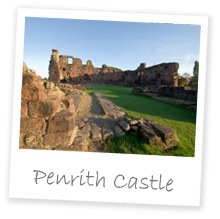Photograph of Penrith Castle